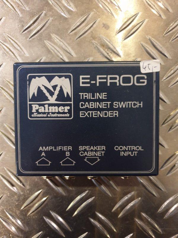 Palmer E- Frog