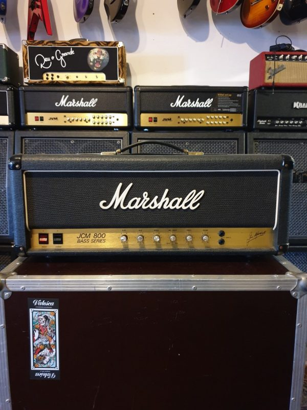 Marshall Super Bass JCM 800er Serie