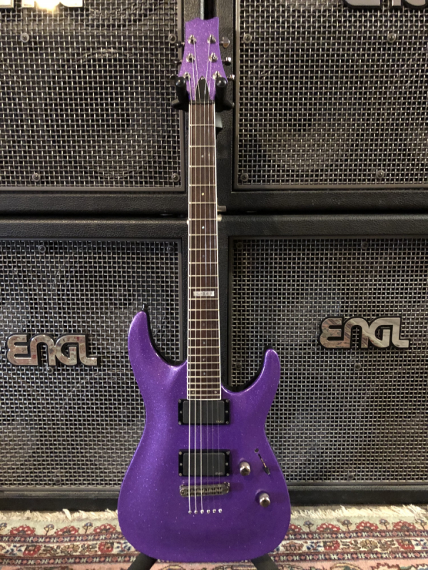 ESP LTD H 500, customized for Mando Diao