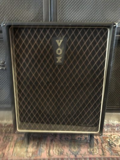 VOX Foundation Bass 1x 18″, Jennings, 60er Jahre