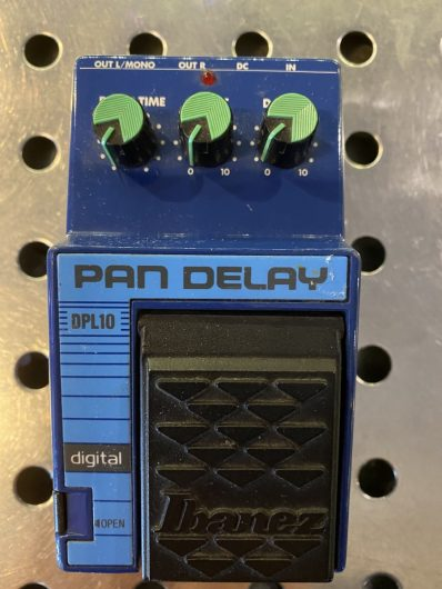 Ibanez DPL 10 Pan Delay, 80s Japan