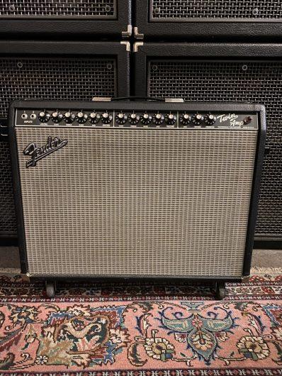 Fender Twin Amp, 90er