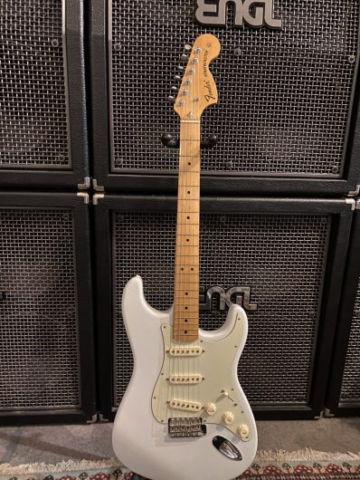 Fender Mexico Classic Strat , upgraded